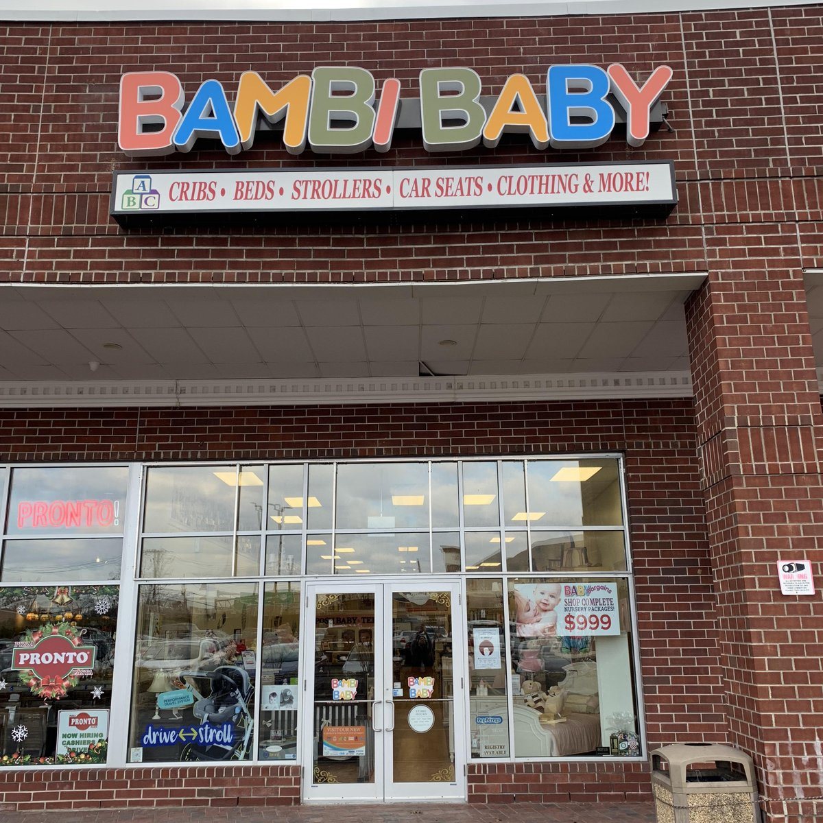 We Are Officially Open In Staten Island Come Visit Us At 2935 Veterans Rd W Ny So Excited To Have Our Bambi Baby Family Serve The