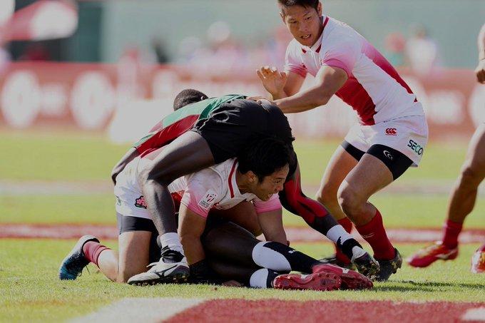 ワールドセブンズシリーズ・ケープタウン大会 日本8強入りへのポイント #CapeTown7s #HSBC7s Photo