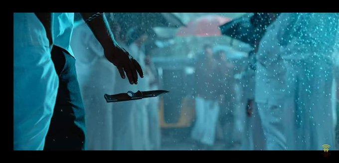 Sure shot this scene will be ultimate gooesbumbs 😍😍 #Maari2Trailer #MaariGethu Photo