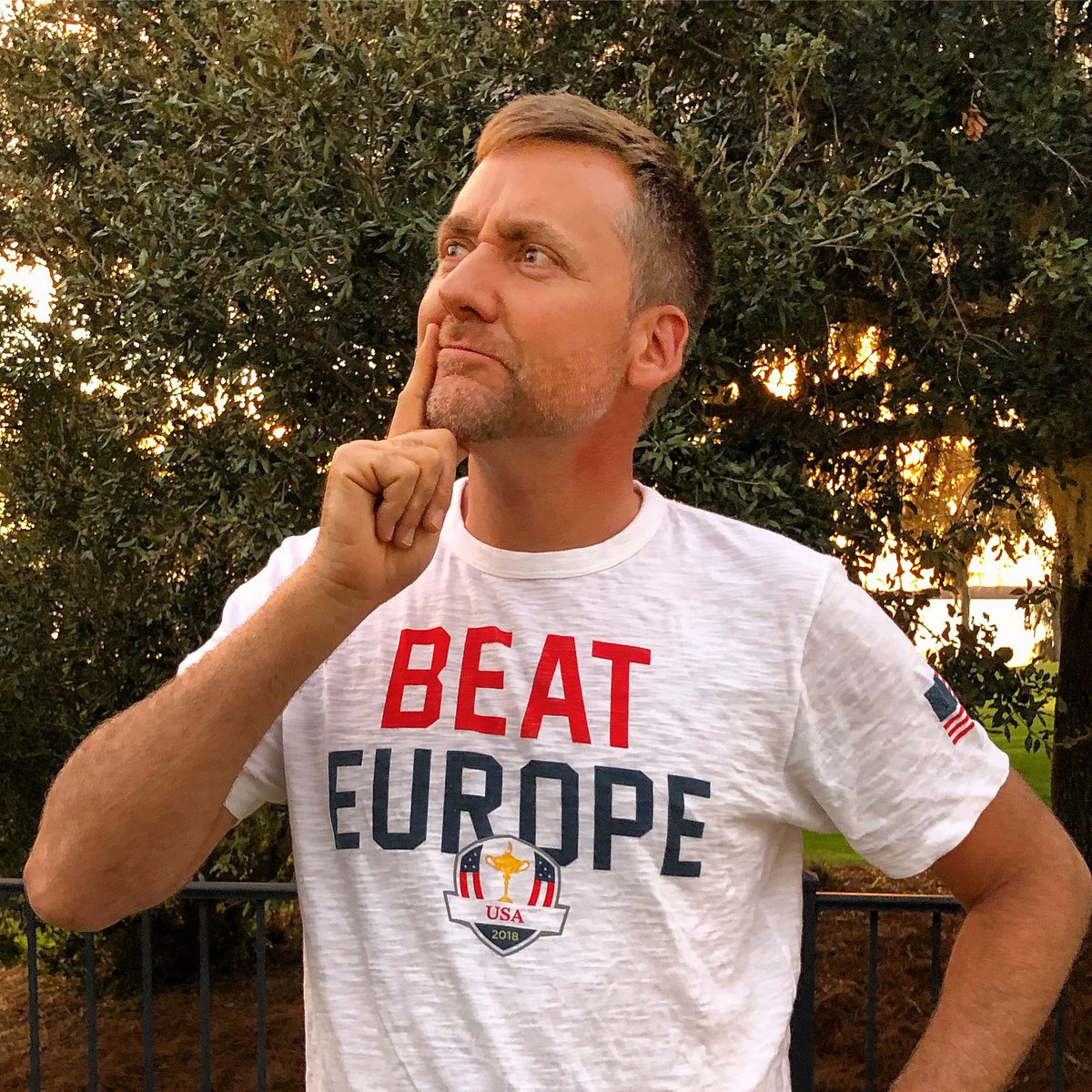 Ian Poulter daggers U.S. Ryder Cup team with savage T-shirt to rub in the European win in France