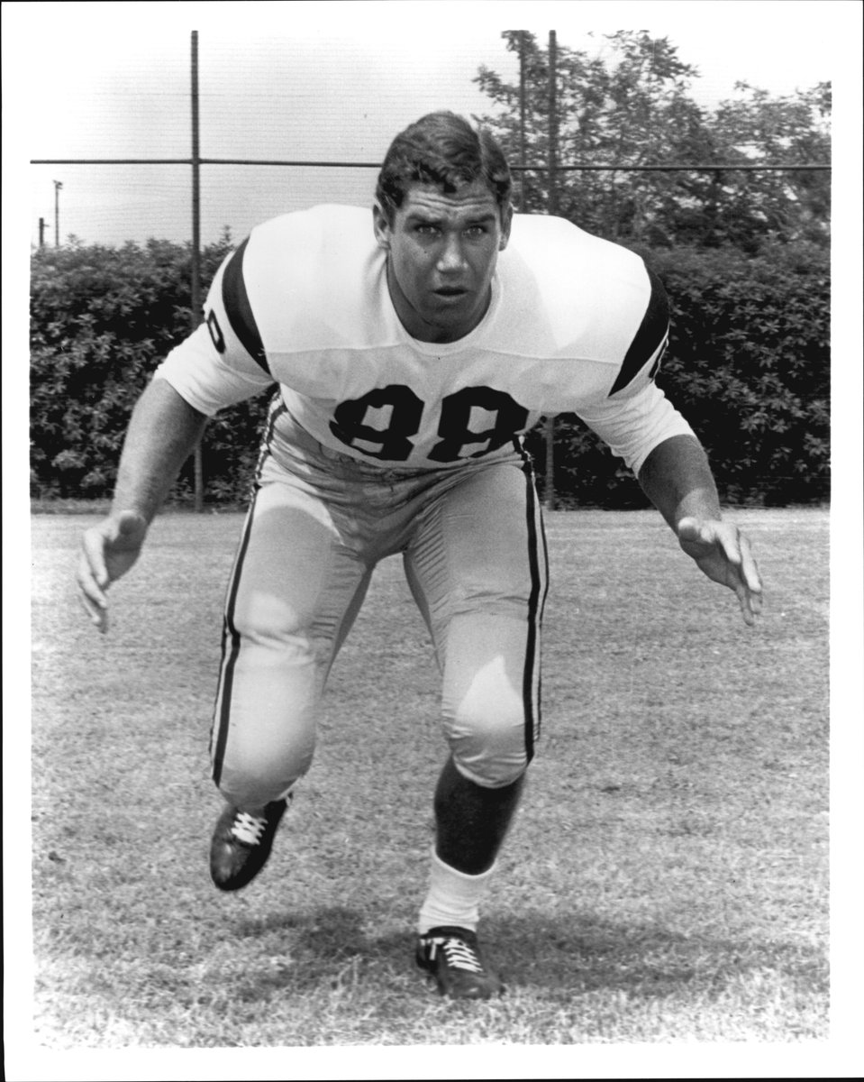 A Former All-American Passed Away This Week