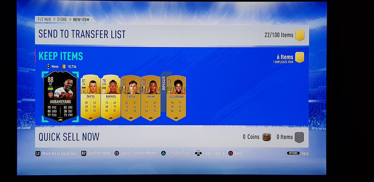 prime gold players pack