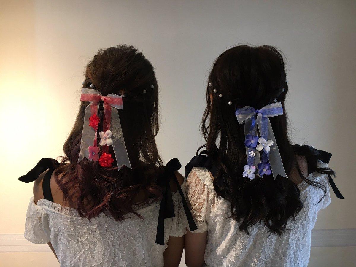 Hair Make Charmer در توییتر 12月8 9日限定 2名様以上のご予約で11時