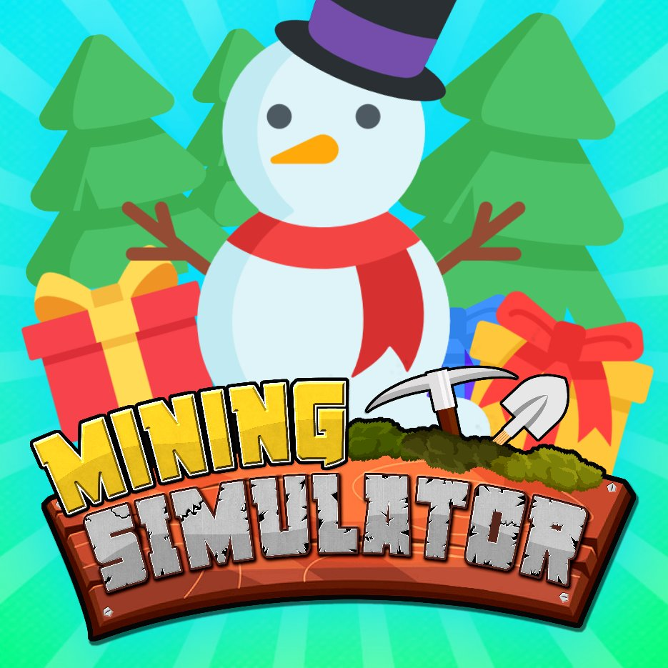 Christmas Discord.Isaac On Twitter New Christmas Event In Mining Simulator