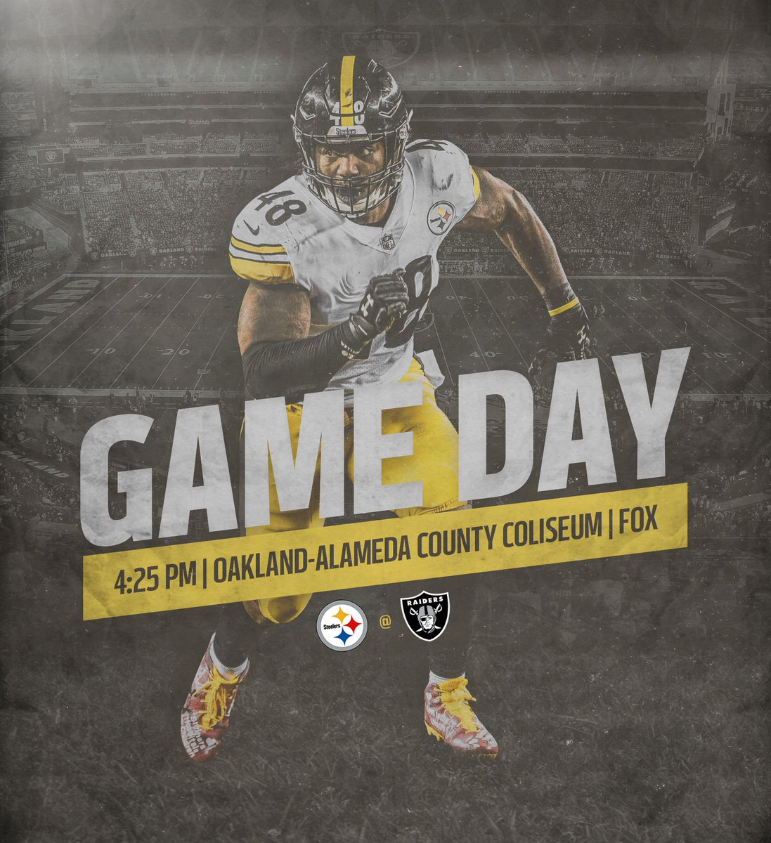 156ab81d0 Pittsburgh Steelers on Twitter: