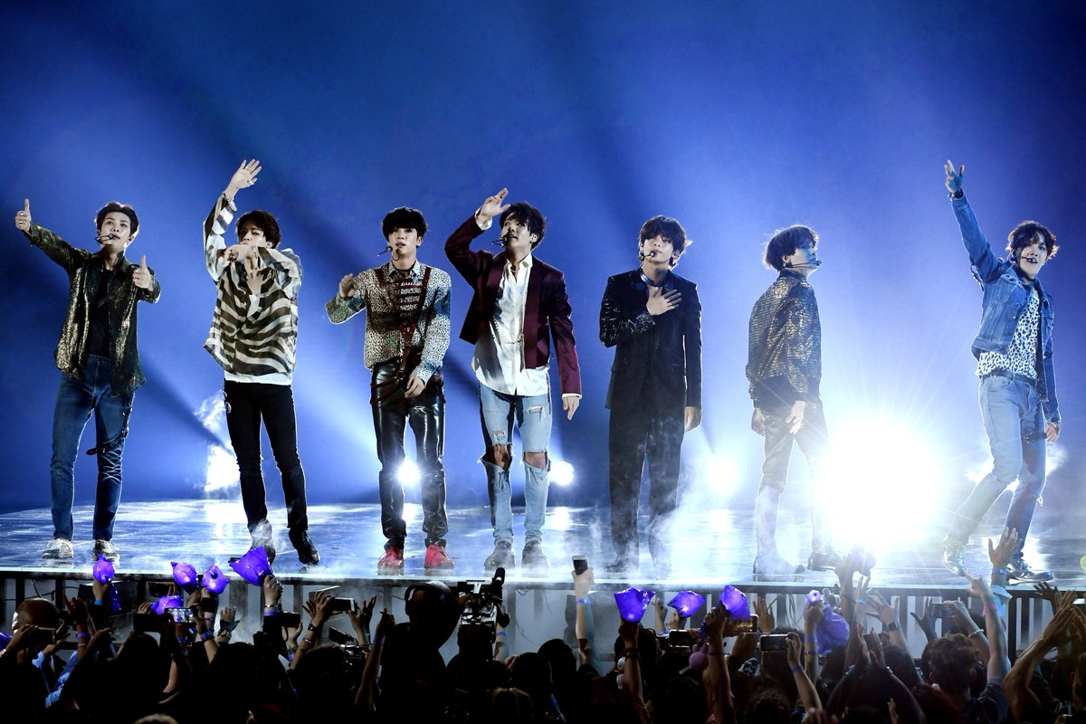 #ARMY, you did it! @BTS_twt has won the online reader's poll for TIME's Person of the Year. 🙌 #BTS