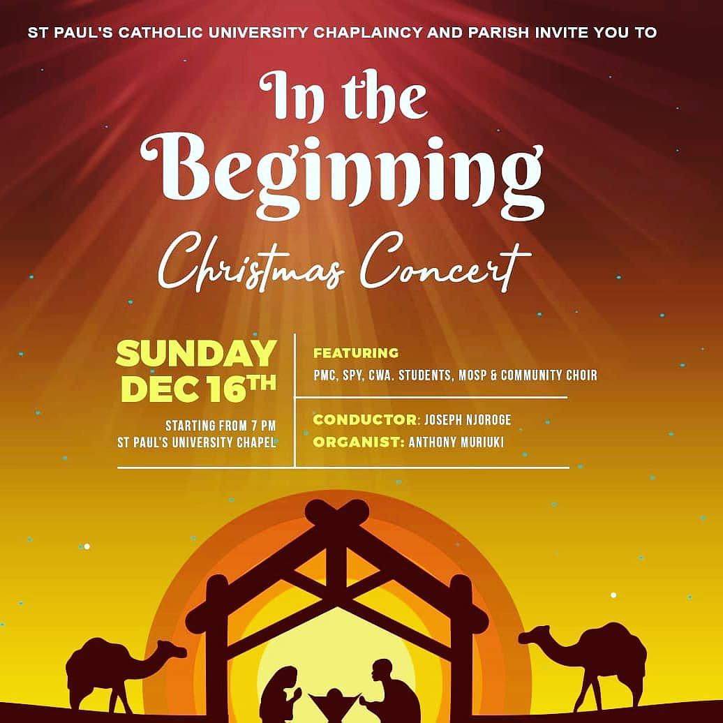 #NewProfilePic #Sunday #Evening #Happening 16th #December #2018 @StPaulsChapel (off State House Rd, Nairobi, Ke) with @MenofStPaul , #SPY , #CWA , #PMC , @uonbi #StudentsChoir , all in one evening! #TagAFriend #Christmas #Carols #ChristmasStory #Community #Choir @StPaulsComChoir<br>http://pic.twitter.com/xaBQkpQ8gf