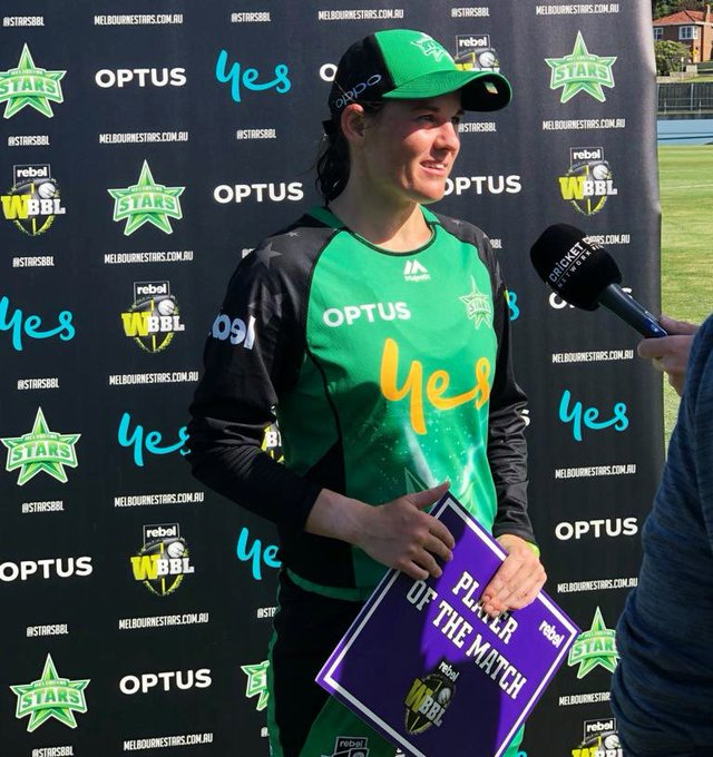 POTM = @eosborne67! 67 off 46 and 1-20 off four! Well done Ozzy! #TeamGreen Photo