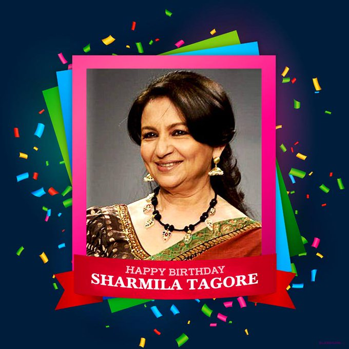 #SharmilaTagore Photo