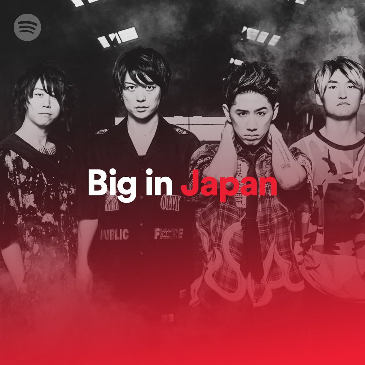 ONE OK ROCK_official's photo on Spotify