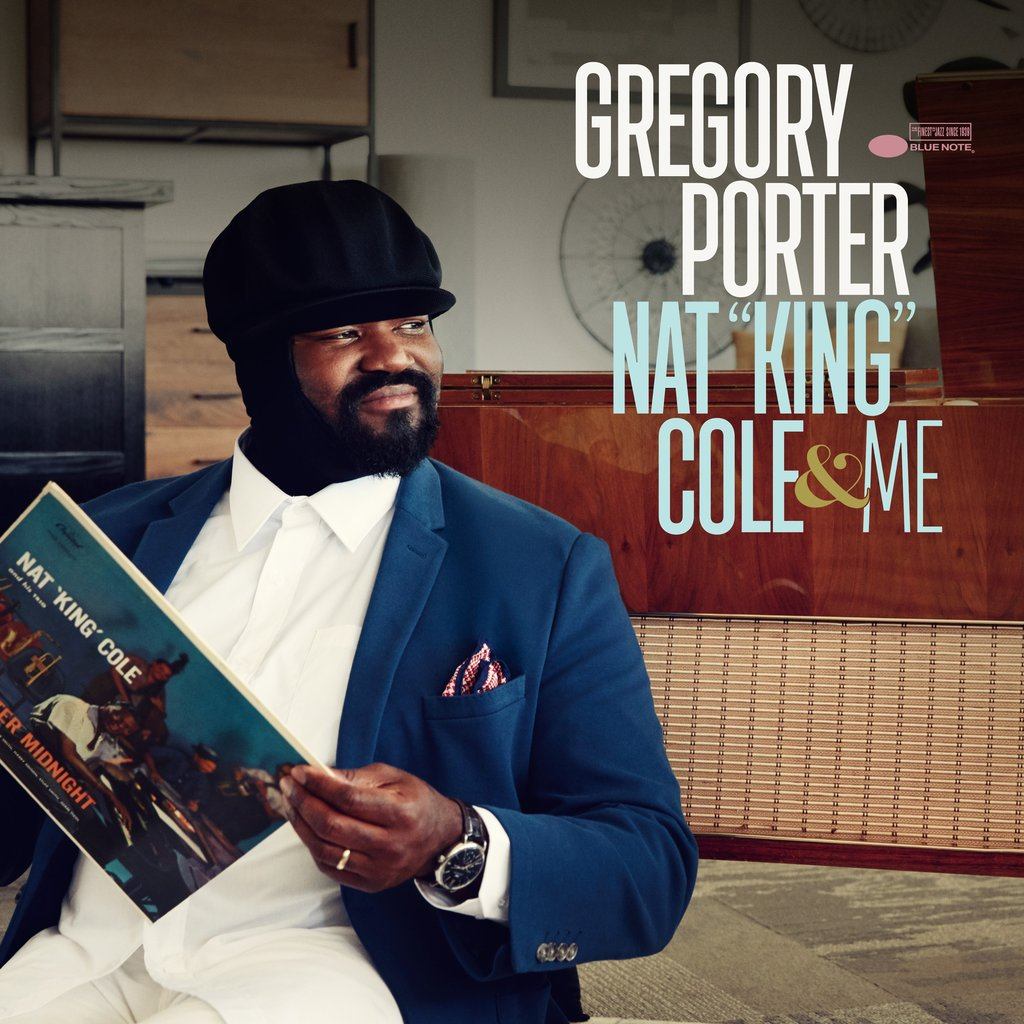 """Congratulations to @GregoryPorter on his @RecordingAcad nomination for """"Nat 'King' Cole & Me"""" for Best Traditional Pop Vocal Album!"""