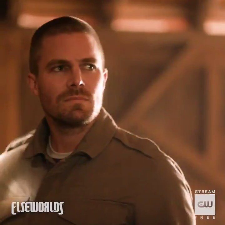 Part 1 of #Elseworlds is available now for FREE only on The CW App: https://t.co/A3Ql4f7lb0 https://t.co/pCOGneGCMg
