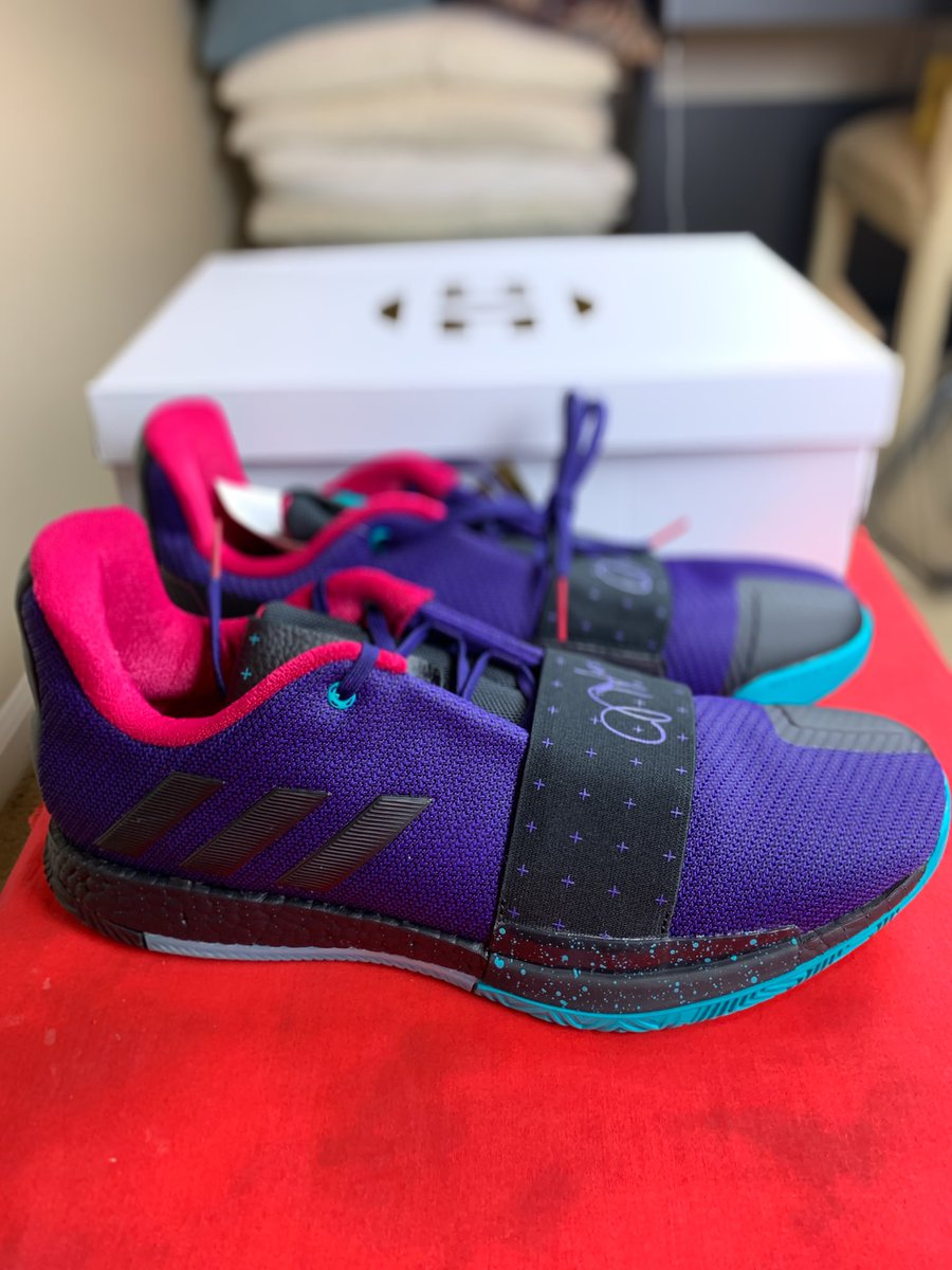 the best attitude e7333 ab111 Just copped the Harden Vol. 3 Drew League colorway! Straight 🔥 and  comfortable 🙌