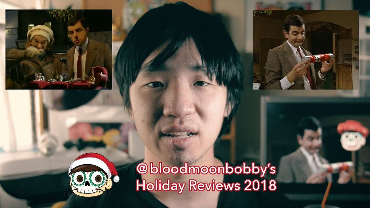 HOLIDAY REVIEWS 2018: There's so many good jokes in Merry Christmas Mr. Bean that if I told you my favorite ones, I'd be spoiling the special! #MrBean #RowanAtkinson  :  http:// bit.ly/MerryChristmas MrBeanReview &nbsp; …   http:// bit.ly/2EitO7H  &nbsp;  <br>http://pic.twitter.com/gYxTPv1Vcl