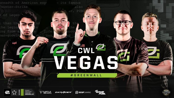3-0 | Pittsburgh Knights ✅ 3-0 | G2 ✅ 3-1 | Splyce ✅ Games resume tomorrow. GG. #GREENWALL #CWLVegas Photo
