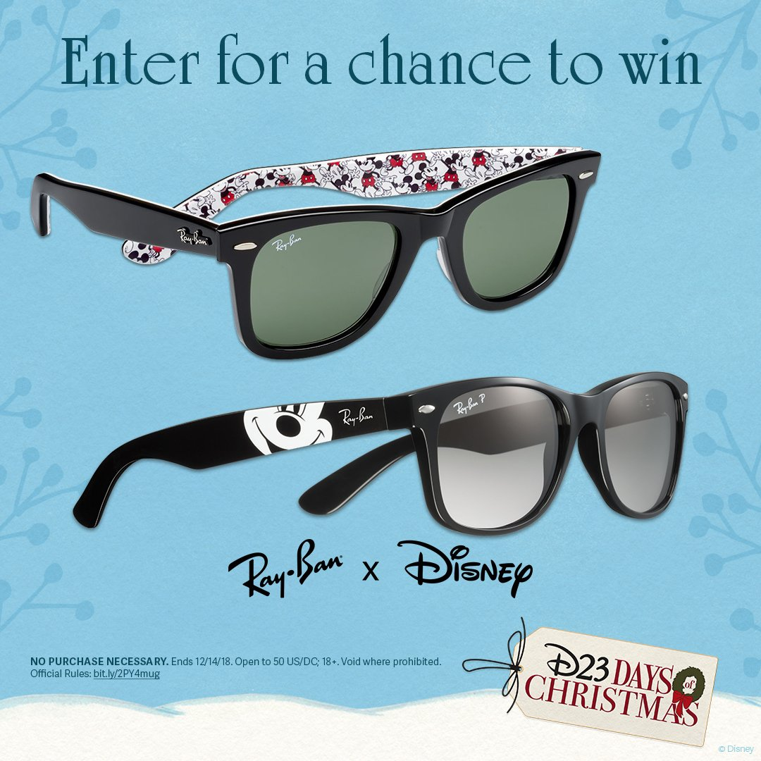 Celebrate #Mickey90 in style 😎 Enter for a chance to win our totally cool @SunglassHut prize pack: bit.ly/2QiWSSU