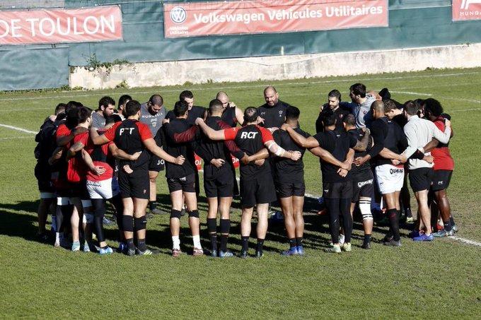 Tout ce qu'il faut savoir avant le match de Champions Cup entre Toulon et Montpellier #RCTMHR #ChampionsCup Photo