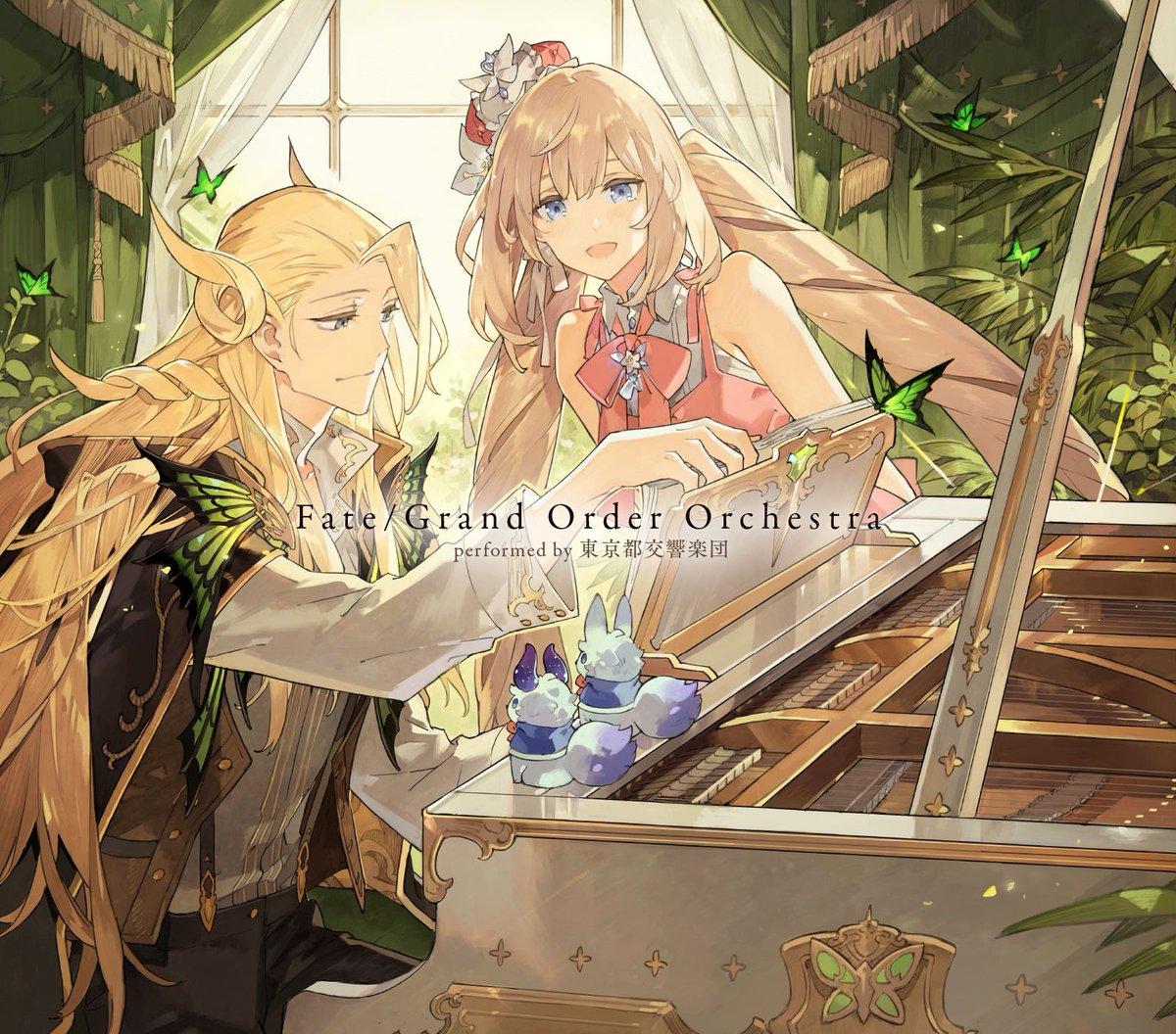 【公式】Fate/Grand Order Songs & Soundさんの投稿画像