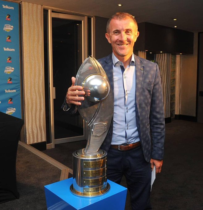 2nd TKO trophy loading for the Buccaneers. *Everything favors Bucs *Quality of players *Tactically superior *Finals experience *15 games unbeaten in all comp. #TKO2018Final Photo