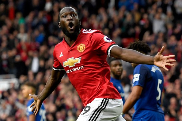 Romelu Lukaku is reportedly considering leaving Man Utd. Gossip: Photo
