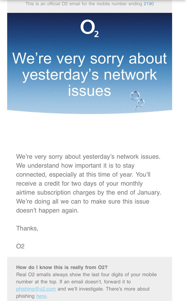Artisan Internet's photo on #O2down