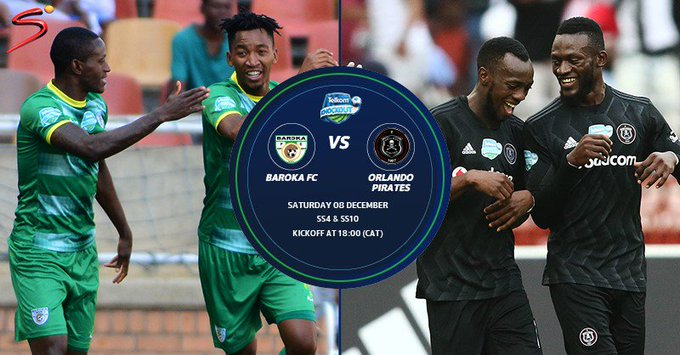Orlando Pirates last won the Telkom Knockout final back in 2011. Will they lift the trophy in PE today? #TKO2018Final. Photo