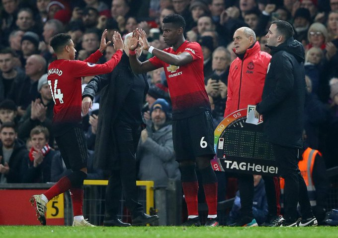 🔁🔴🔀⚫️🔄 No side has made more changes to their starting XI this season than @ManUtd, who have made 46 in 15 matches, including 7 for the midweek draw with Arsenal #MUNFUL Photo