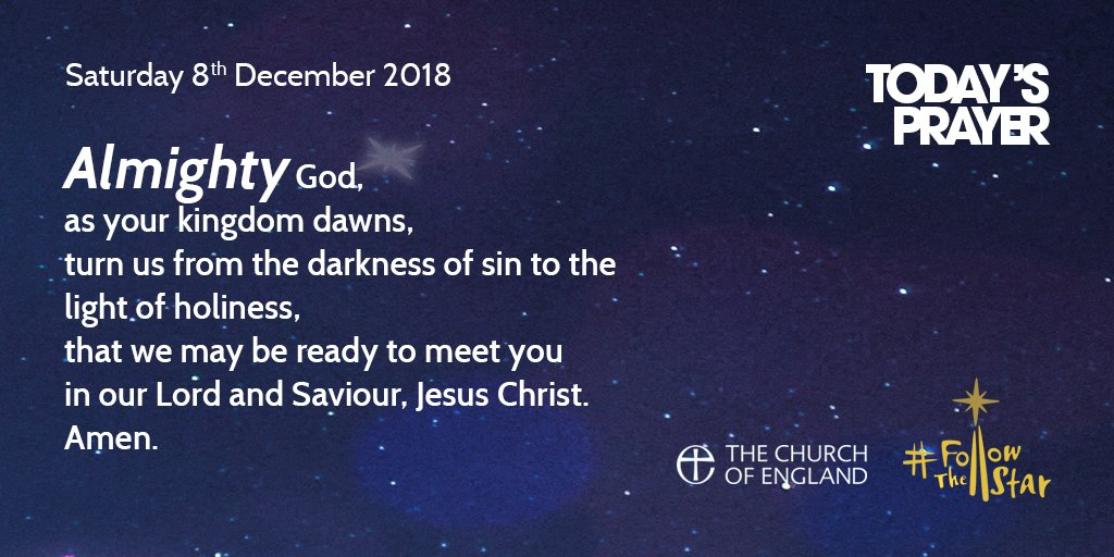 The Church of England on Twitter: