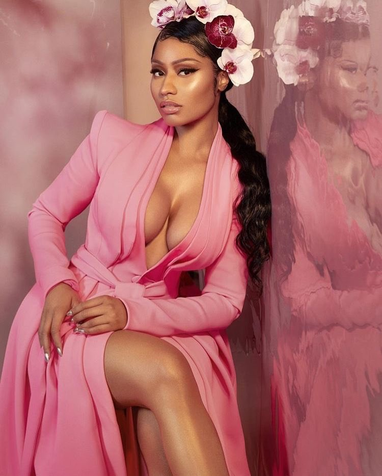 Happy Birthday @NickiMinaj!   The best-selling female rapper of all-time has cemented her title as the Queen of Rap through her talent and unique style. Her work ethic and success made her a trailblazer for female rappers today. <br>http://pic.twitter.com/sRMmjiZmJz