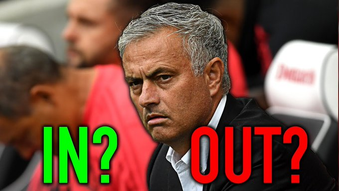 Jorge Mendes: There have been more rumours of Mourinho leaving United. It's totally untrue. José is very happy at the club and the club is very happy with him. He has a long-term contract with United and is fully committed to the club in building a solid winning project. #mufc Photo