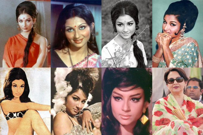 #SharmilaTagore has been a style icon for more than half a century. On her 74th birthday, 20 of her best looks in pictures. #HappyBirthdaySharmilaTagore Photo