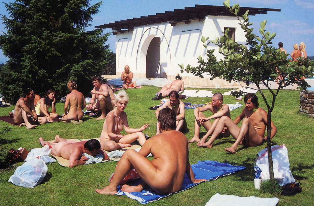 Fairhaven nudist camp