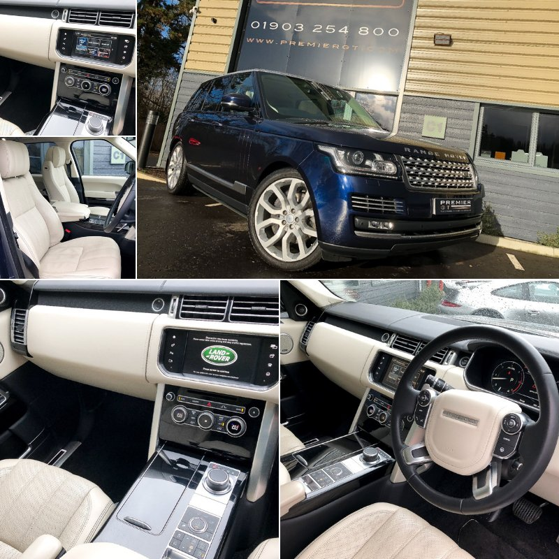 Another fantastic arrival into stock is this great 2015 #RangeRover 4.4-Litre SDV8 Autobiography. Covering only 16,000 miles from new, it benefits from seeing only one former keeper. Full details, bit.ly/2AYfv45