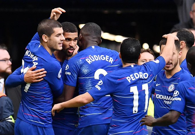 The reigning #PL champions haven't beaten @ChelseaFC at Stamford Bridge since 2002 - the Blues have won 5 and drawn 6 of 11 matches since then #CHEMCI Foto
