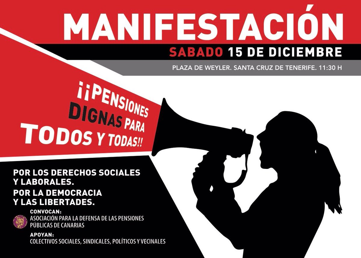 #NuestroFuturo15D #Pensionazos_no