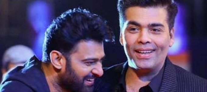 Is Prabhas going to participate in Koffee with Karan? read more: Photo