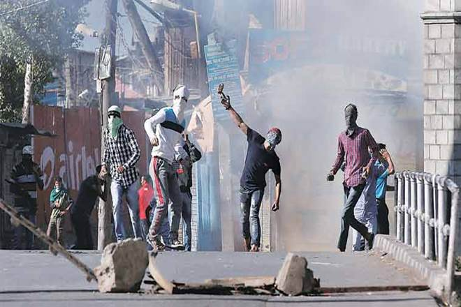 Over 230 militants killed in #Jammu and Kashmir in 2018; dip in stone pelting, says officials Photo