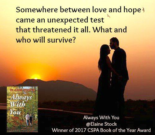 Always With You, a story of falling in love with a man you were warned to stay away from.  #Suspense, #Romance, #Faith Amazon  http:// amzn.to/21uGtGF  &nbsp;  <br>http://pic.twitter.com/zkNETzbk3l