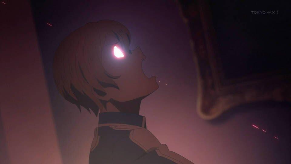 これだけ見たらユージオが化け物化する瞬間にしか見えないだか… #sao_anime https://t.co/grrGZzw6Go