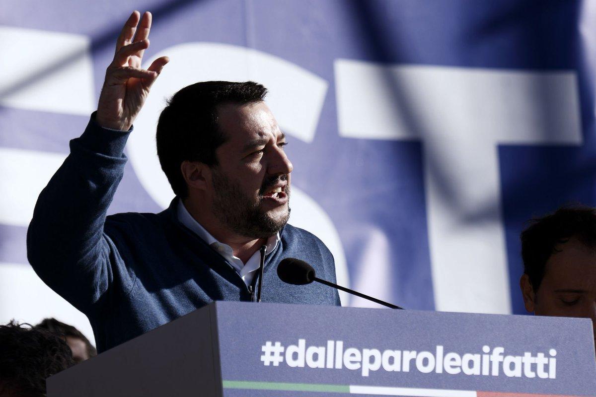 'Datemi mandato a trattare con #Ue', la sfida di #Salvini  https://t.co/HsnaYewyFx