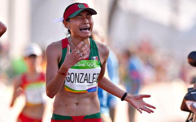 😑 @_LupitaGlez está en riesgo de perderse los Juegos Olímpicos de Tokio 2020 Esto nos dijo el presidente de la Federación Mexicana de Asociaciones de Atletismo sobre el caso de la marchista 🇲🇽 Foto