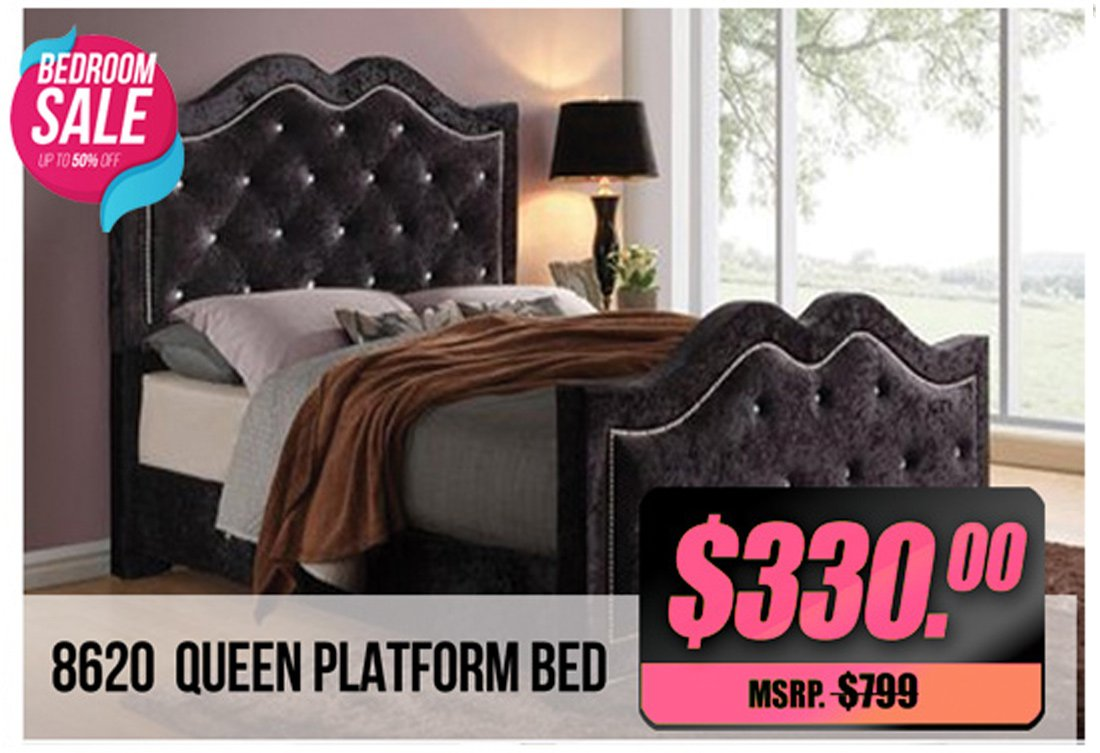 Jmd Furniture On Twitter Bedroom Clearance Sale 8620 Royal Black