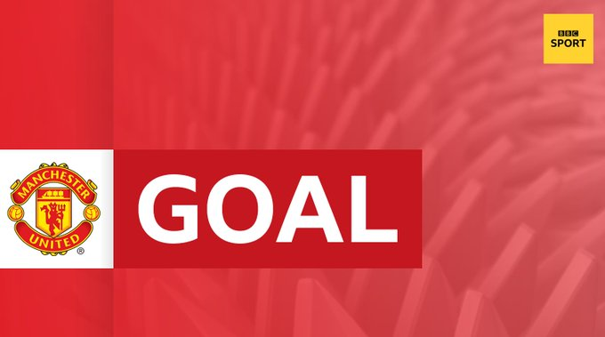 GOAL! Man Utd 1-0 Fulham The home side lead and it comes from Ashley Young - he cuts inside and scores with a stunning strike. Live text 👉 #bbcfootball #MUNFUL Photo
