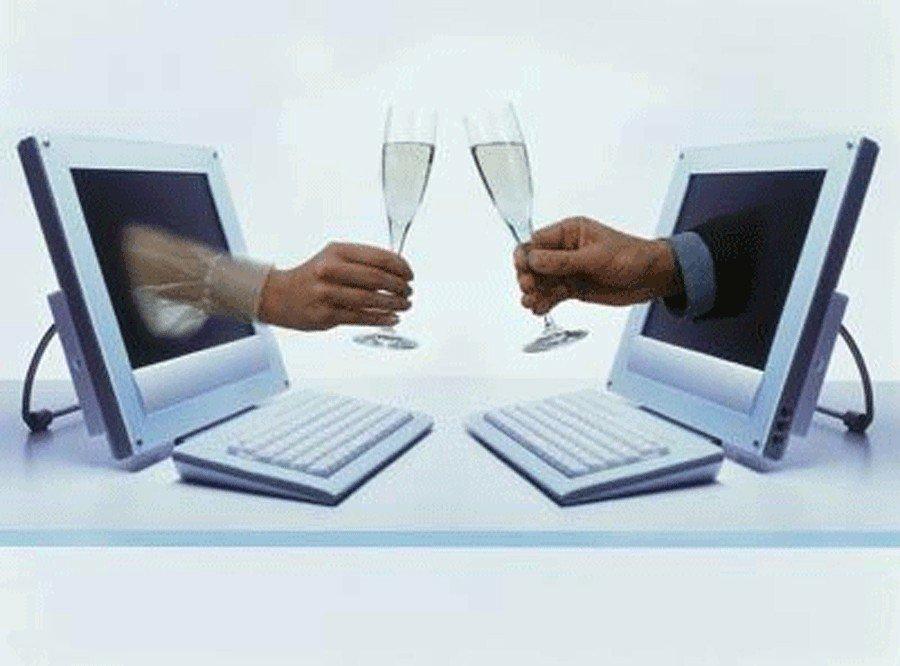 Поздравительные открытки через интернет