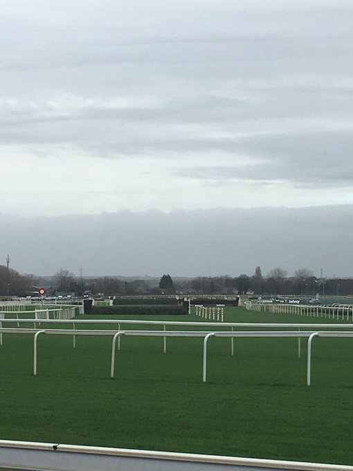 Official going @AintreeRaces is Soft, Heavy at the Canal Turnabeas of the Becher Chase meeting Photo