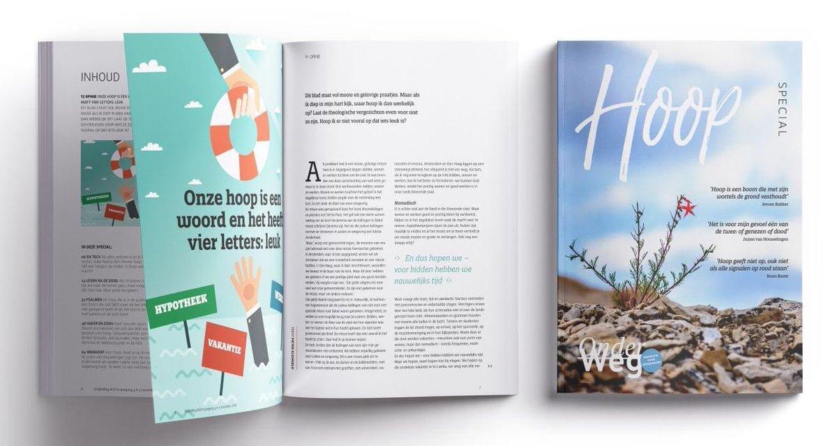 Magazine Onderweg On Twitter Diverse Kerken Geven Onze
