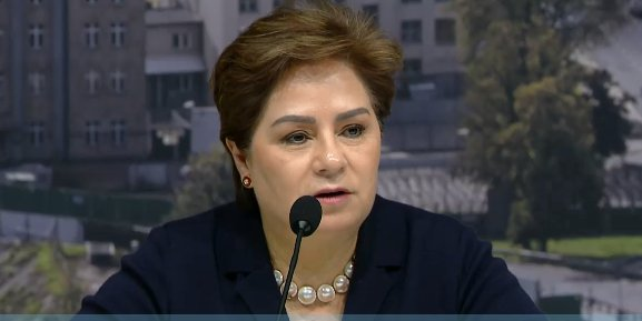 .@UNs top #ClimateChange official @PEspinosaC at #COP24 press conference: We have seen the launching of the replenishment process of the #GreenClimateFund, with Germany doubling its contrbution. This has helped increase confidence for the conference.