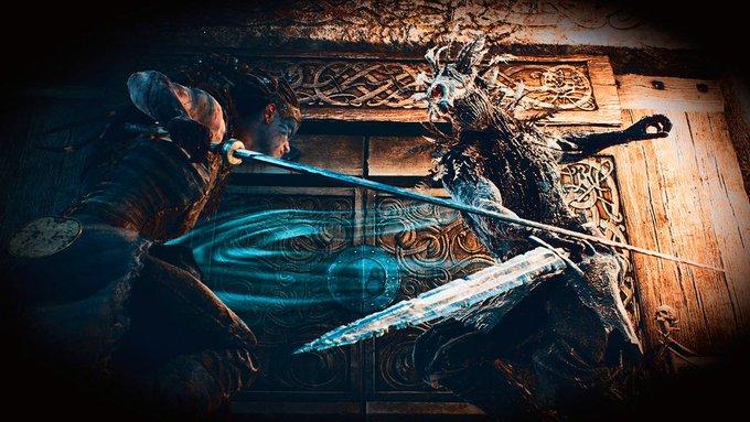 Keep Your Head Up - #Hellblade #ScreenshotSaturday by Devil Jin: Photo