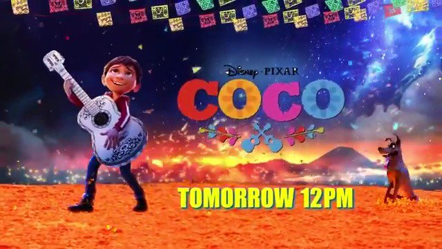 What happens when a boy finds himself in the Land of the Dead? Catch the World Television Premiere of Coco, tomorrow at 12 PM on Star Gold. #CocoOnStarGold