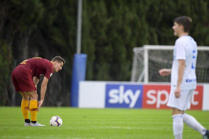 Triplice fischio al Tre Fontane: l'Empoli batte i giallorossi 4-1 #RomaEmpoli #Primavera1TIM Foto